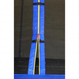 Trampoline de jardin bleu MyJump 1,85 M