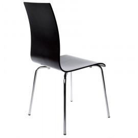 Chaise design CLASSIC Noire