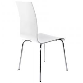Chaise design CLASSIC Blanche
