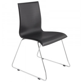 Chaise design GLASGOW Noire