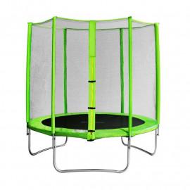 Trampoline de jardin vert MyJump 1,85 M