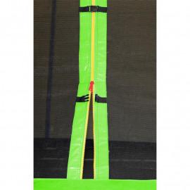 Trampoline de jardin vert V2 MyJump 1,85 M