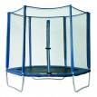 Trampoline de jardin bleu MyJump 2,20 M Polygone
