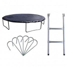 Set complet pour trampolines de jardin de 1,85 M - 4,60 M