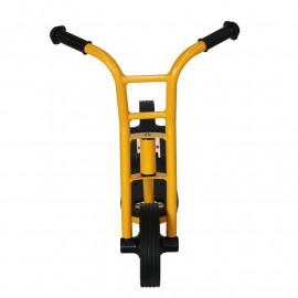 Trottinette jaune pour enfants