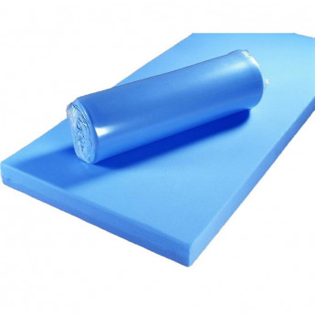 Matelas pour lit d´enfants - Bleu 90x200 cm - matelas