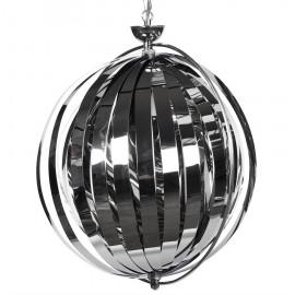 Lampe suspendue design EMILY CHROME
