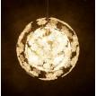Lampe suspendue design SNOWFLAKE
