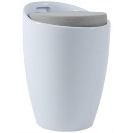 Tabouret design Blanc ESE