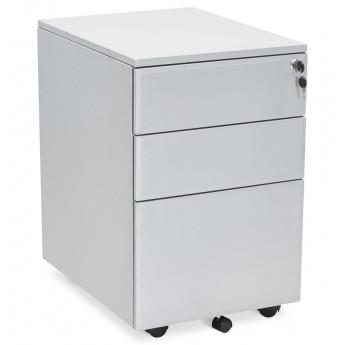 Caisson à tiroirs Blanc OFFICIO