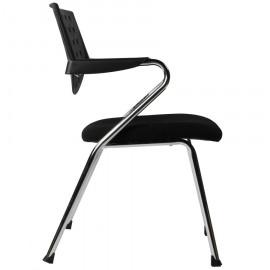 Chaise de bureau Noire YALE