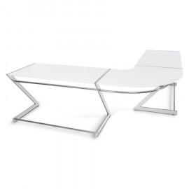 Bureau design Blanc ARES