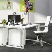 Bureau design Blanc WARNER