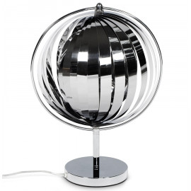 lampe de table NINA SMALL CHROME