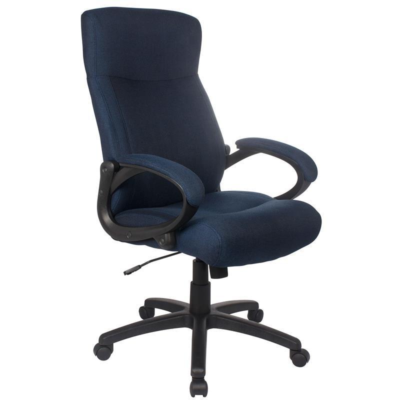 Chaise De Bureau Bleu : chaise de bureau paras bleu nuit ~ Teatrodelosmanantiales.com Idées de Décoration