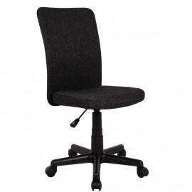 Chaise de bureau Flo noir
