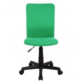 Chaise de bureau pivotante Flo verte