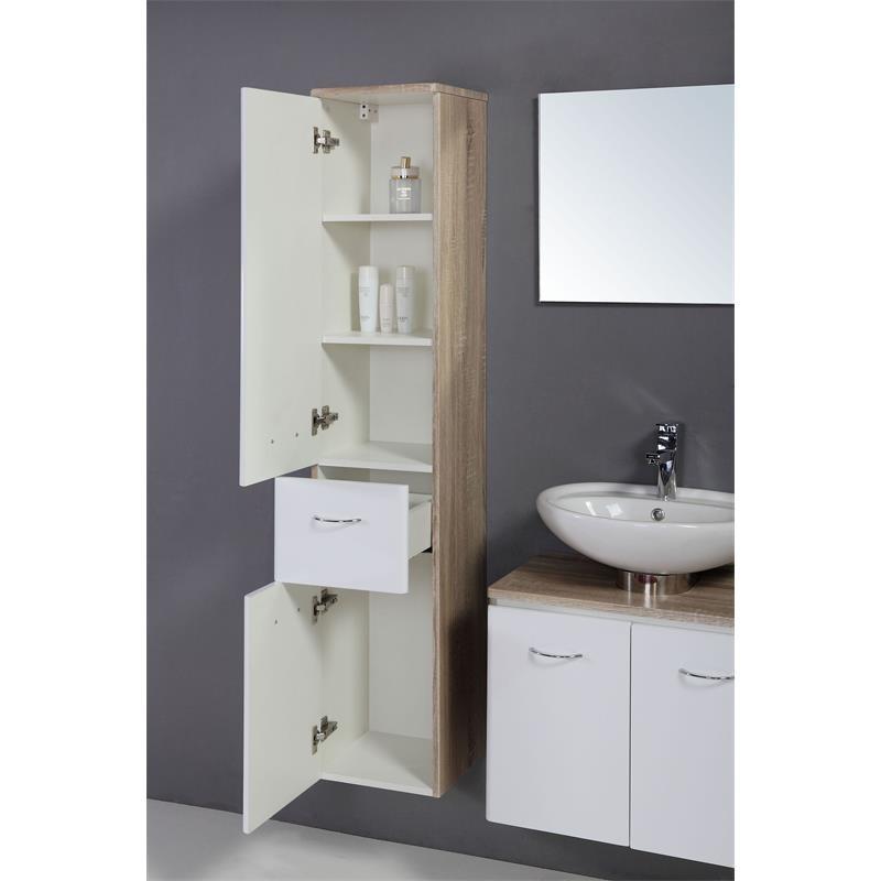 ensemble meuble de salle de bain diva. Black Bedroom Furniture Sets. Home Design Ideas