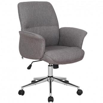Chaise de bureau marron 0704M/3675