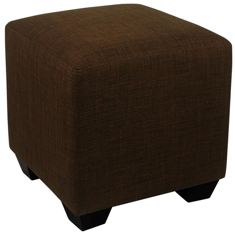 pouf repose pied living noir. Black Bedroom Furniture Sets. Home Design Ideas