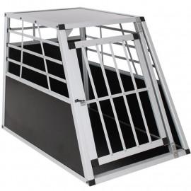Hundetransportbox Kfz Einzelbox