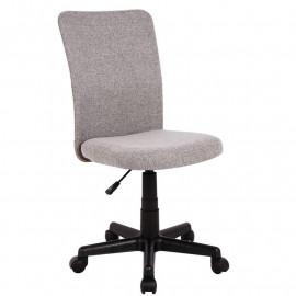 Chaise de bureau gris