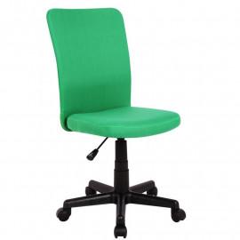 Chaise de bureau vert