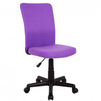 Chaise de bureau violette H-2578/2492