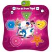 Tapis de danse pour enfant SLW9826/2196 Tapis de touche