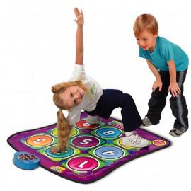 Tapis de jeu Danse- Jeu de tournoi pour enfants