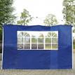 Murs et fenêtres pliantes Oxford Bleu