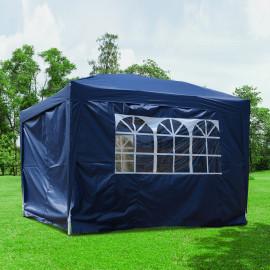 Tonnelle Tente de Réception Tonnibulax bleu