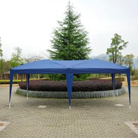 """Tonnelle Tente de Réception """"Aperta"""" bleue"""
