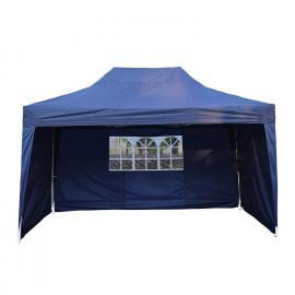 """Tonnelle Tente de Réception bleue """"Veranda Blu"""""""