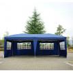 Tonnelle Tente de Réception AVEO Bleue