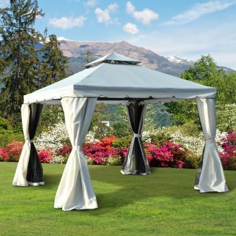 Tente de jardin TONKA Crème