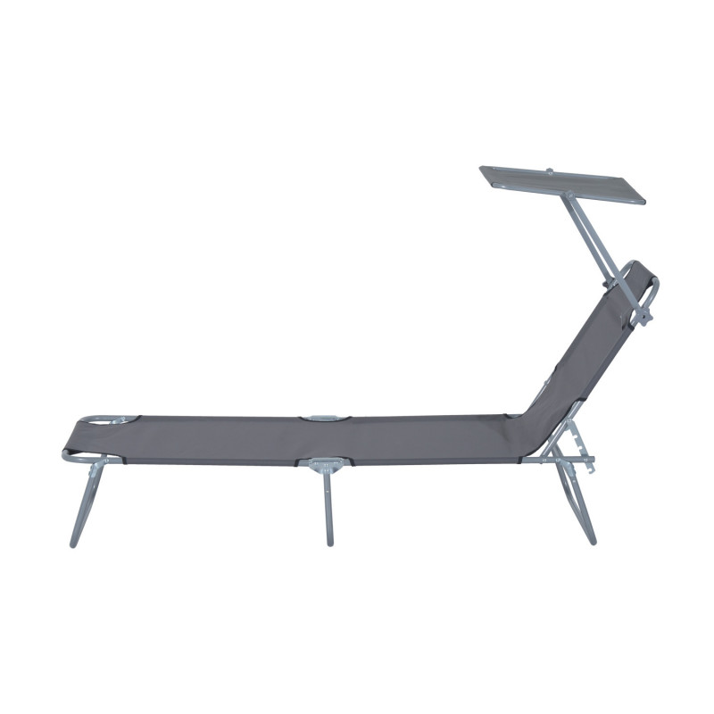 chaise longue pliante bavara. Black Bedroom Furniture Sets. Home Design Ideas