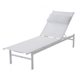 Bain de soleil GARDEN Blanc