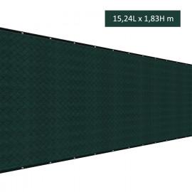 Brise vue occultant Bruyère vert