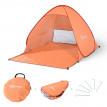 Tente de plage JUICE orange