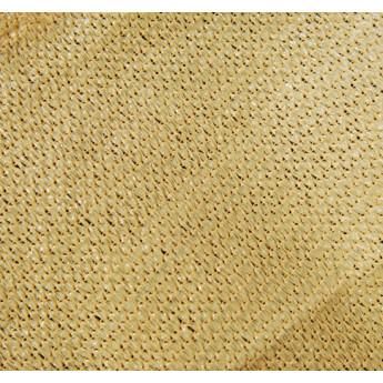 Voile d'ombrage rectangulaire ANNICE couleur sable