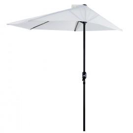 Demi-parasol SUNNYDAY Crème