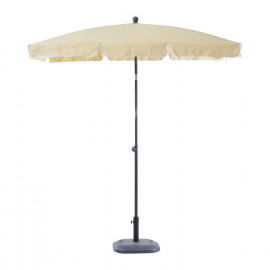 Parasol Rectangulaire SUMMER Beige
