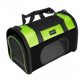 Petit sac de transport pour petits animaux Vert/Noir