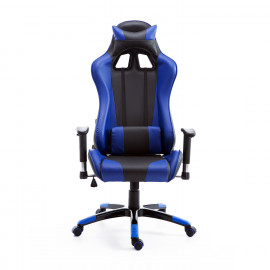 FAUST - Chaise de bureau, bleu