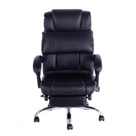 Chaise de bureau LUX Noir