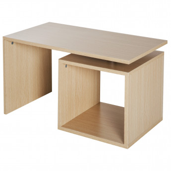 Table Basse Contemporaine Iwaco Bois Mycocooning