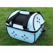 Sac de transport Bleu - Panier pour chien et chat