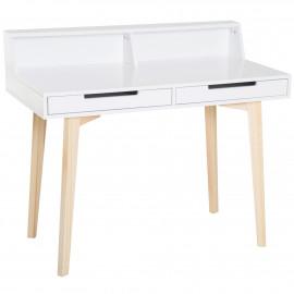 Bureau Vanyla blanc