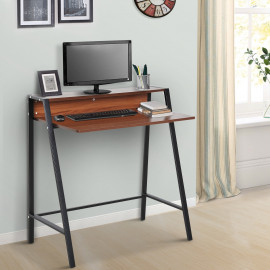 Bureau informatique design Jul – marron